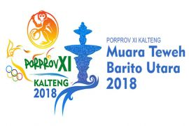 Berikut perolehan sementara medali di Porprov Kalteng 2018