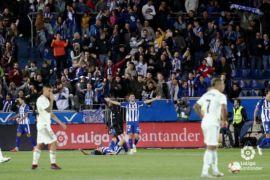Hasil buruk kembali diraih Real Madrid