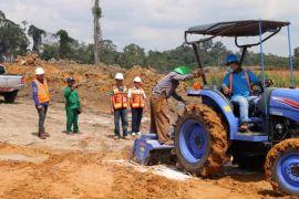 Pengusaha tambang Barito Utara diminta tanam jagung di lahan reklamasi