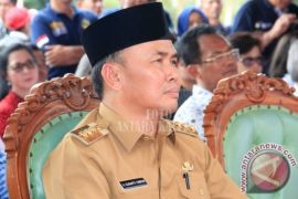 Gubernur Kalteng akan berkantor di Muara Teweh