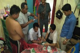 Lagi, dua tersangka pengedar narkoba ditangkap di Sampit