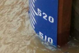 Hujan meningkat, BPBD Lamandau minta masyarakat waspada sungai meluap