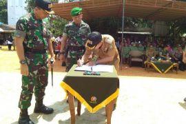 Program TMMD percepat pembangunan di wilayah pedalaman