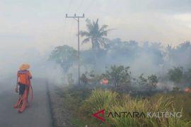 Hujan meningkat, Kobar masih dilanda kebakaran lahan