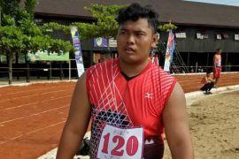 Atlet tolak peluru Seruyan pecahkan rekor Kalteng
