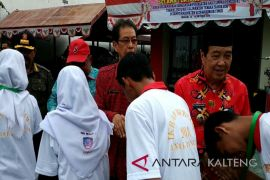 2.500 pemuda Kalteng ramaikan Hari Sumpah Pemuda di Sampit