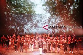 Pertunjukan 'Bawi Lamus' membuktikan Dayak tidak kecil, kata Teras Narang