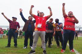 PSIM Yogyakarta salahkan cuaca karena kalah dari Kalteng Putra