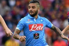 Gol Insigne bawa Napoli ke puncak Grup C Liga Champions