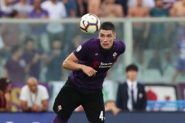 MU dan Tottenham inginkan jasa Milenkovic