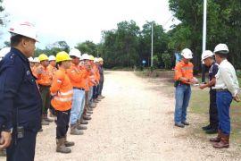 PT Maslapita berikan bantuan dana pembinaan bagi atlet Bartim