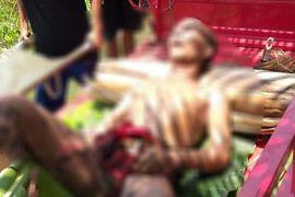 Nahas! Pembakar lahan di Kapuas tewas terbakar