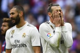 Real Madrid dipermalukan Levante