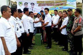 Bupati Barut canangkan delapan Kampung KB