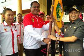 Palangka Raya ingin pertahankan juara umum di Porprov Kalteng