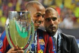 Thiery Henry : Pep Guardiola adalah inspirasi saya