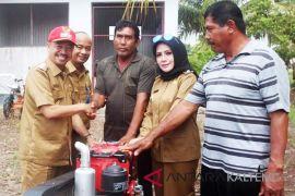 Bantuan alsintan bukan untuk diperjualbelikan, kata Bupati Seruyan