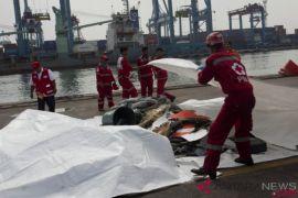 Bagian jenazah korban Lion Air masih banyak ditemukan