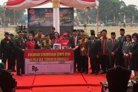 Kalteng berhasil kumpulkan Rp19,1 miliar bantu korban bencana Sulteng