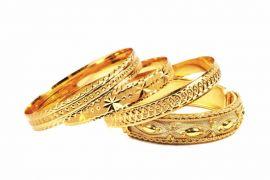 Harga emas anjlok ke titik terendah