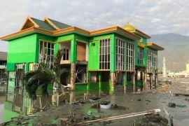 Ijazah alumni IAIN Palu dihambur penjarah