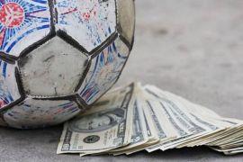 Polisi razia klub sepak bola terkait korupsi