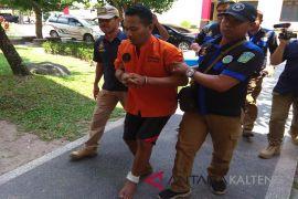Kurir sabu-sabu 7kg terancam hukuman mati