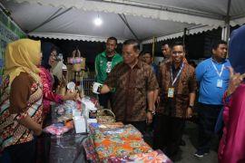Puluhan stand 'mini festival' meriahkan porprov