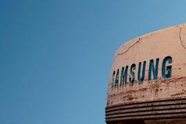Ini tampilan ponsel lipat terbaru dari Samsung
