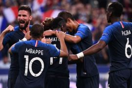 Prancis berhasil pecundangi Jerman