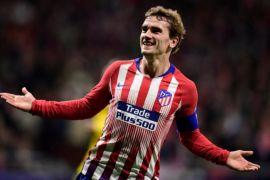 Atletico berhasil balas dendam atas Dortmund