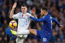 Chelsea gagal rasakan atmosfer puncak klasemen usai ditahan imbang Everton