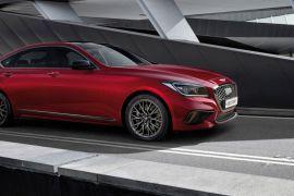 Penjualan model Genesis Hyundai terjual 200.000 unit