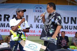 Program Kampung KB bertujuan meningkatkan taraf hidup masyarakat