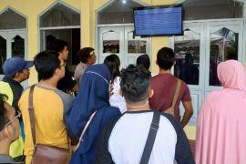 Hanya 12 peserta lulus 'passing grade' seleksi CPNS Gunung Mas