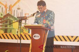 Pembangunan jalan layang di pinggir Bukit Rawi dimulai tahun 2019