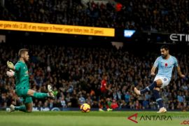 Manchester City kembali ke posisi puncak klasemen sementara