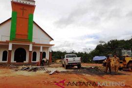 Pemkab Gumas terus perbaiki fasilitas pelaksanaan Pesparawi 2019