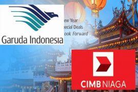 Seorang penumpang gugat Garuda dan CIMB Rp5,3 miliar