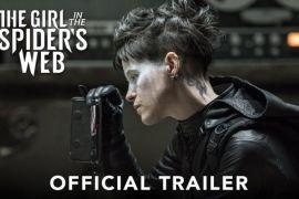 Hacker turun gunung ungkap kasus pelik dalam 'The Girl in the Spider's Web'