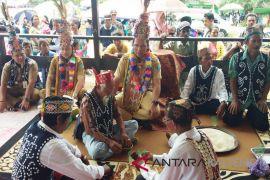 Enam pesan Bupati Lamandau saat mengunjungi Desa Somu Jaya