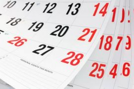 Pemerintah tetapkan cuti bersama Lebaran 2019
