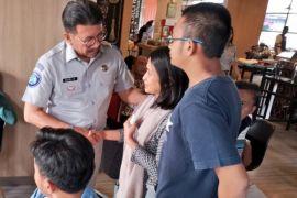 Ahli waris korban Lion Air terima santunan dari Jasa Raharja