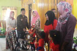 LBI upaya mempertahankan kelangsungan dan kualitas hidup balita, kata Wabup Sukamara