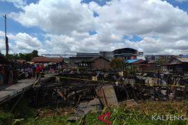 Kebakaran hanguskan 26 bangunan, kerugian lebih dari Rp1 miliar