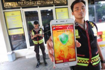 Aplikasi Indonesia Police Online