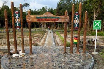 Kebun Raya Sampit Dibangun