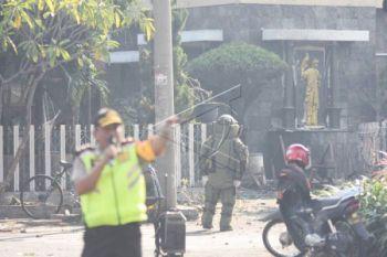 Ledakan Gereja Di Surabaya
