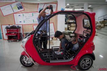 Produksi Motor Listrik
