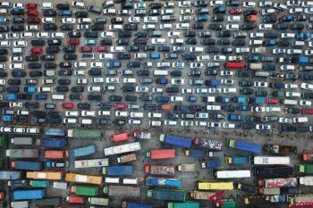 Foto Aerial Terbaik 2018 : Melihat Indonesia Dari Atas